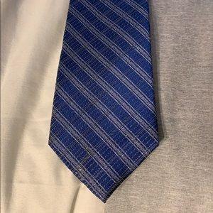 Calvin Klein 100% silk necktie